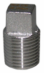 "Larsen Supply 32-2981 1/8"" Stainless Steel Pipe Plug"