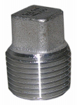 "Larsen Supply 32-2983 1/4"" Stainless Steel Pipe Plug"