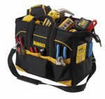 Custom Leathercraft DG5543 Tradesman Tool Bag, 16-In.
