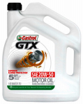 Bp Lubricants Usa 03095C Cast GTX 5QT 20W50 Oil