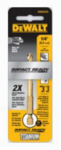 Dewalt Accessories DD5115 Titanium Impact Drill Bit, 15/64-In.