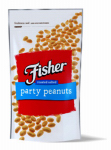 John B Sanfilippo & Son P27058 Roasted Salted Party Peanuts, 10-oz. Bag