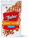 John B Sanfilippo & Son P27059 Honey Roasted Peanuts, 10-oz. Bag