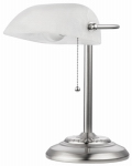 Globe Electric 12711 Banker LED Desk Lamp