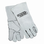 Lincoln Electric KH641 Commercial Welding Gloves, Gray