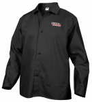 Lincoln Electric KH808L Black Welding Jacket, Large