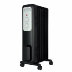 Midea International Trading HO-0218HB Convection Radiator Electric Heater
