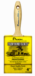 Premier Paint Roller/Z Pro FHR00134 Farm/Ranch Pro Paint Brush, 4-In.