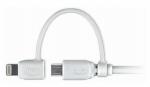 Audiovox AH753WHF 3' WHT Char/Sync Cable