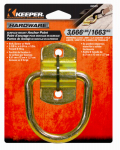 "Hampton Products-Keeper 04529 3-3/8"" D-Ring/Bracket"