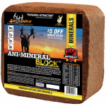 Ani Logics Outdoors 40005 Ani-Block Deer Block, 20-Lbs.