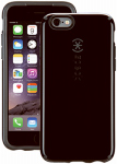 Petra Industries 73424-B565 iPhone Case, Candyshell Series, Black & Slate Gray
