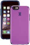 Petra Industries 73424-C054 iPhone Case, Candyshell Series, Orchid & Dep Sea Blue