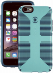 Petra Industries 73425-C055 iPhone Case, CandyShell Grip Series, River Blue & Tahoe Blue