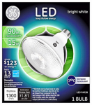 G E Lighting 13187 LED Par38 Bulb, 15-Watt