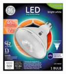 G E Lighting 13191 LED Par38 Bulb, White, 7-Watt