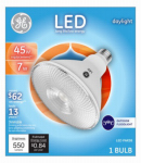 G E Lighting 13192 LED Par38 Bulb, Daylight, 7-Watt