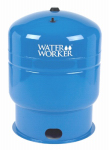 Water Worker HT-62B Pressurized Well Tank, Vertical, Pre-Charged, 62-Gals.