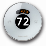Honeywell Home/Bldg Center RCH9310WF5003/W Wi-Fi Thermostat, 2.0
