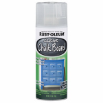 Rust-Oleum 302487 Chalkboard Spray Paint, Clear, 11-oz.