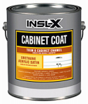 Insl-X Products CC4610099-44 QT WHT Semi Gloss Cab Enamel