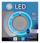 G E Lighting 20390 LED Can Light Retrofit Kit, 6-In., Daylight, 10-Watt