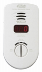 Kidde Plc 21026350 CO Alarm With Night Light, AC Plug-In