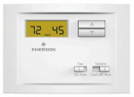 White-Rodgers Division NP110 Thermostat, Non-Programmable, Single Stage