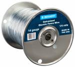 Bekaert 118220 14-Gauge Electric Fence Wire, 1320-Ft.