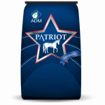 Adm Animal Nutrition 80021AAA24 Patriot  14-P Performance Horse Feed, 50-Lbs.