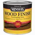 Minwax The 227164444 1/2-Pint Dark Walnut Wood Finish