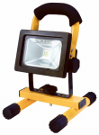 Southwire/Coleman Cable 40012YJ LED Portable Work Light, 5-Ft. Cord, 850 Lumens