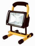 Southwire/Coleman Cable 40014YJ LED Portable Work Light, 5-Ft. Cord, 1500 Lumens