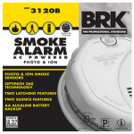 First Alert Brk 3120B Photoelectric/Ionization Smoke Alarm