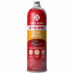 First Alert Brk AF400 Tundra Fire Extinguishing Spray, 14-oz.