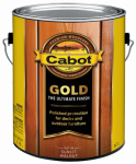 Cabot/Valspar 3471-07 Gold Ultimate Wood Finish, Sunlit Walnut, 1-Gal.