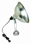 Coleman Cable 162BIN 300W Clamp Light/Cord