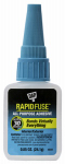 Dap 00155 RapidFuse All Purpose Adhesive, .85-oz.