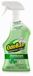 Clean Control 910061-Q12 Fabric/Air Freshener Disinfectant, Eucalyptus, 32-oz.