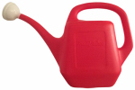 Bloem JW82-12TV Watering Can, Red Plastic, 2-Gals.