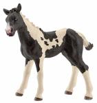 Schleich North America 13803 BLK/WHT PTO Foal