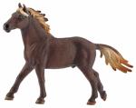 Schleich North America 13805 BRN Mustang Stallion