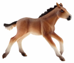 Schleich North America 13807 BRN/Tan Mustang Foal