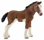 Schleich North America 13810 BRN Clydesdale Foal