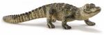 Schleich North America 14728 GRN Baby Alligator