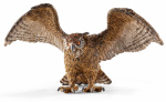 Schleich North America 14738 BRN Eagle Owl