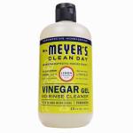 S C Johnson Wax 70189 Clean Day Vinegar Gel No-Rinse Cleaner, 12-oz.
