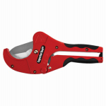 Superior Tool 37116 Ratcheting PVC Cutter, 2-In.