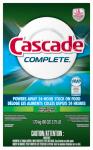 Procter & Gamble 95788 Complete Dishwasher Detergent, 60-oz.