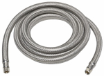 Homewerks Worldwide 7223-60-38-6 Dishwasher Supply Line, Stainless Steel, 3/8 Compression x 60-In.